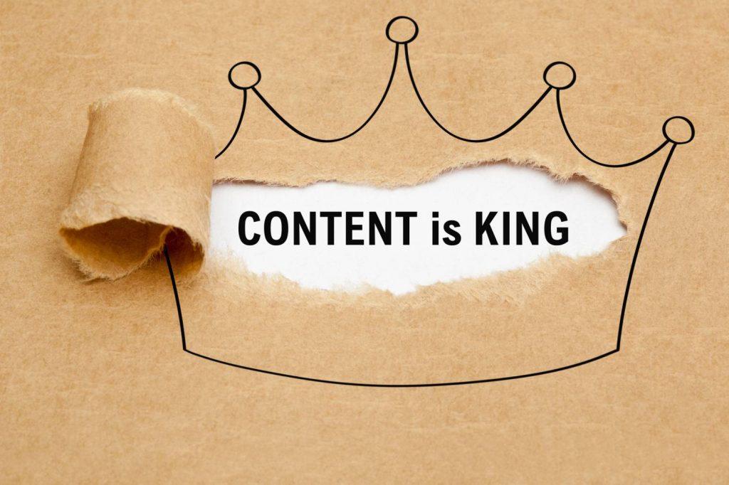 Quelle est l'importance du contenu dans le SEO ?