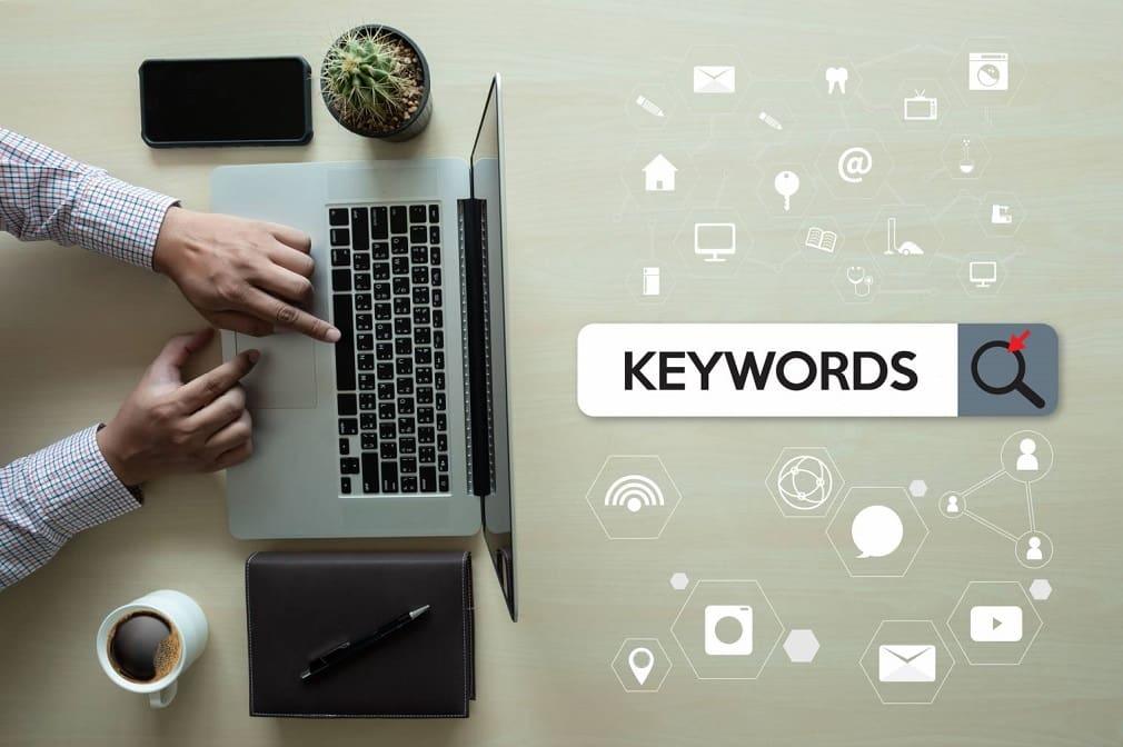 Mots clés et contenu SEO