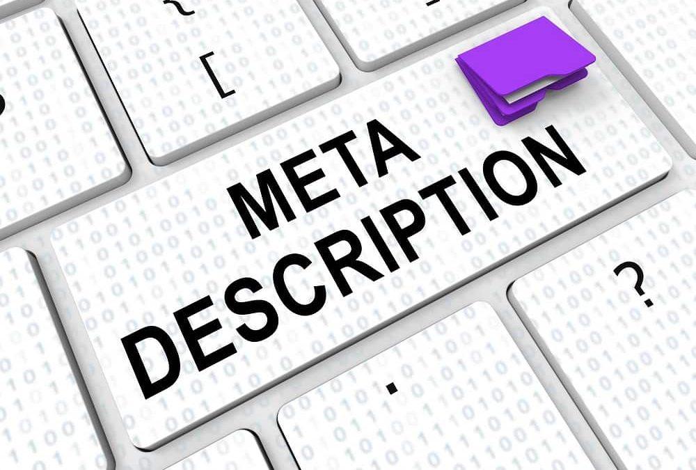 Comment optimiser la balise meta description pour améliorer votre SEO